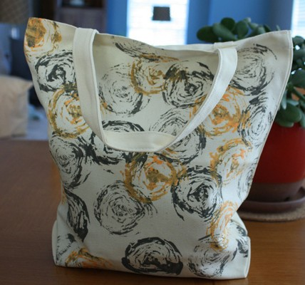 A Pretty Penny DIY Stamp Tote