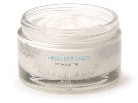Naked Princess bodu souffle