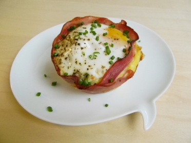 Food Stalkers Pastrami Egg Cup