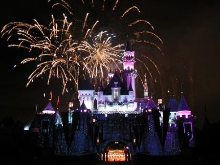 Main Street Fireworks