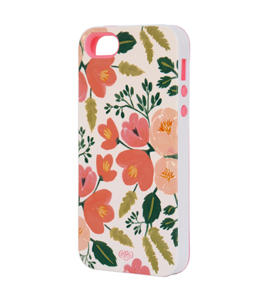 Copy of Botanical iphone case