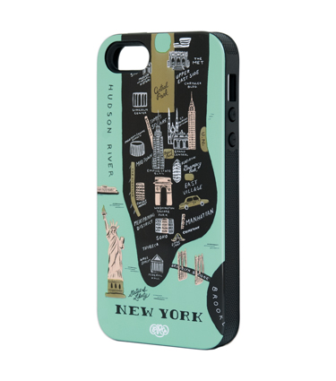 NY iphone case