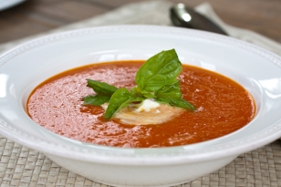 Roasted Tomato Soup by Bunkycooks