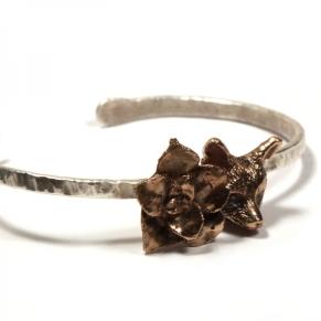 fox and dahlia bracelet