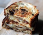 Olive Bread Grilled Cheese
