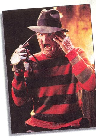 Freddy Krueger's Sweater