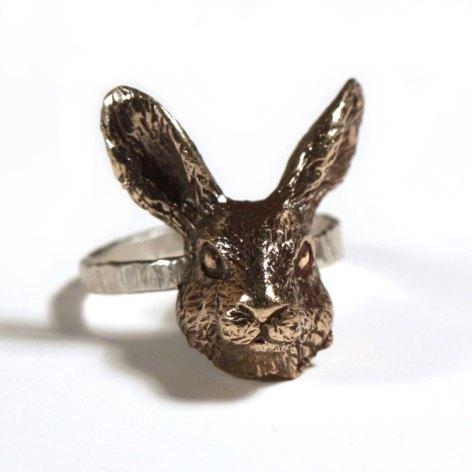 ERS Creative Bunny Ring!