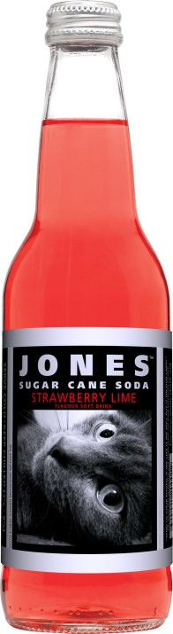 Jones Soda Labels