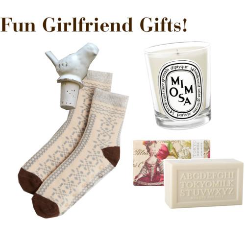 Girlfriend Gifts!