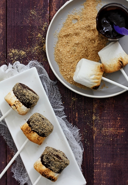 a fresh take on s'mores by bakers royale