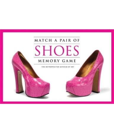 Shoes Memory Game