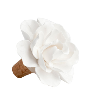 BHLDN jasmine bottle stopper