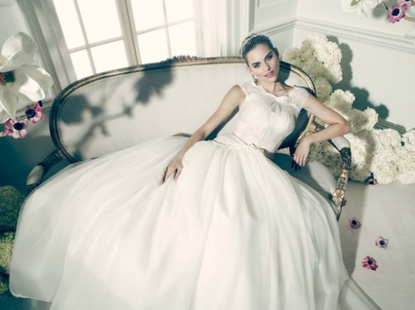Zac Posen Wedding Gown
