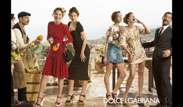 dolce and gabbana spring-summer 2014