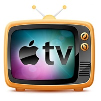 retro apple tv