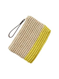 Gap Straw Clutch