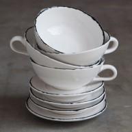 RS tea cup & saucer