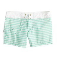 Jcrew Sailor Stripe Board Short