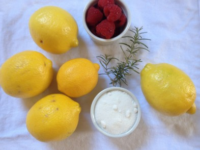 Lemonade prep
