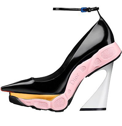Dior Fall 14 training pump