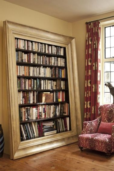 Frame Bookcase